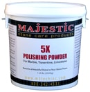 Majestic 5X Polishing Powder