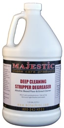 Majestic Deep Cleaning Stripper Degreaser