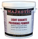 Majestic Light Granite Polishing Powder