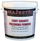 Majestic Light Granite Polishing Powder