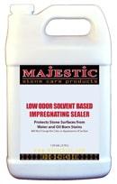 Majestic Low Odor Solvent Based Impregnating Sealer