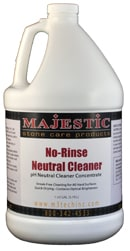 Majestic No-Rinse Neutral Cleaner