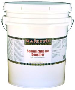 Majestic Sodium Silicate Densifier