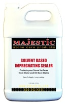 Majestic Solvent Based Impregnating Sealer