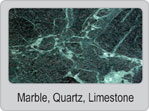 Marble, Quartz and Limestone