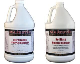 Majestic Floor Cleaners