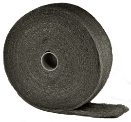 steel wool roll web