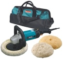 Makita 7in Sander Polisher Kit