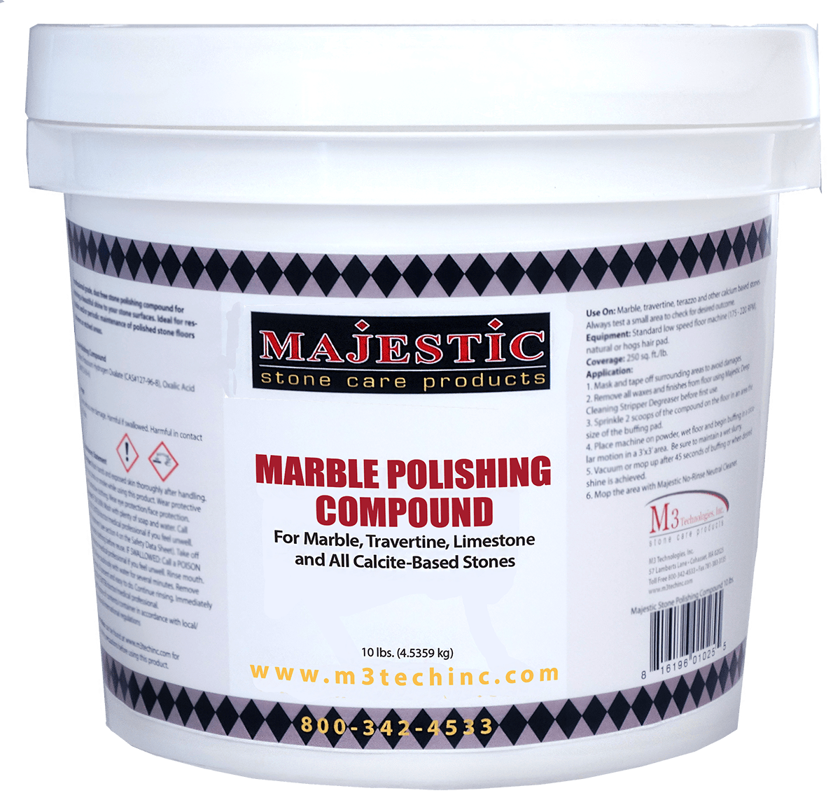 Majestic Stone Polishing Compound