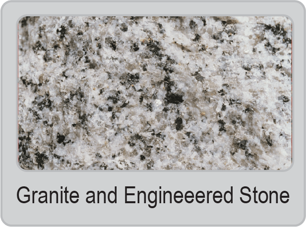Granite and Engineered Stone