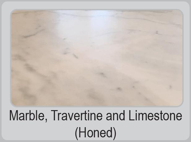 Marble, Travertine and Limestone