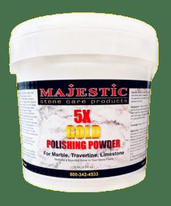5X Gold Polishing Powder