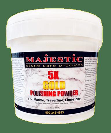 Majestic 5X Polishing Powder
